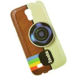 Samsung i9500 / i9505 Galaxy S4 Instagram Design Gel Case