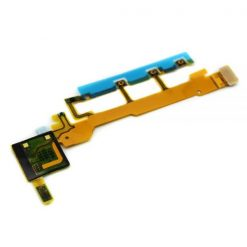 Sony L36h Xperia Z Power & Volume Flex Cable-0