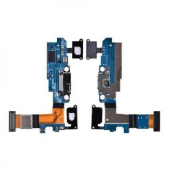 Samsung G900M Galaxy S5 Charging Connector Flex Cable (Revision 0.8A)-0