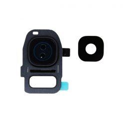 Samsung G930F Galaxy S7 Rear Camera Lens & Black Surround-0