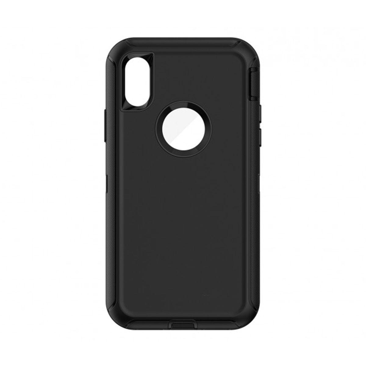 Iphone Xr Black Rugged Case Otterbox